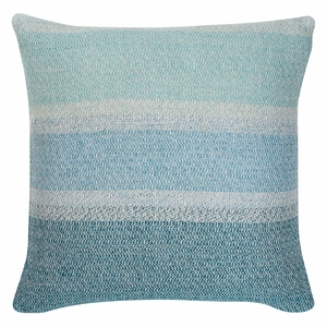 Lapuan Kankurit Ruoste Blue / Turquoise / Beige Throw Pillow