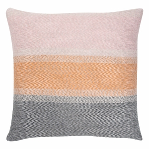Lapuan Kankurit Ruoste Rust / Grey / Pink Throw Pillow