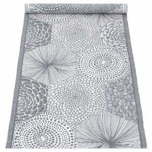 Lapuan Kankurit Ruut Grey Table Runner