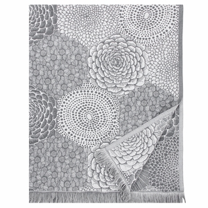 Lapuan Kankurit Ruut Grey Blanket / Tablecloth