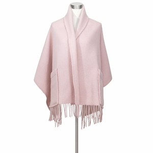 Lapuan Kankurit Uni Rose Wool Pocket Shawl