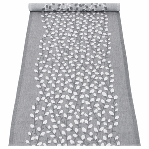 Lapuan Kankurit Varpu Grey Table Runner