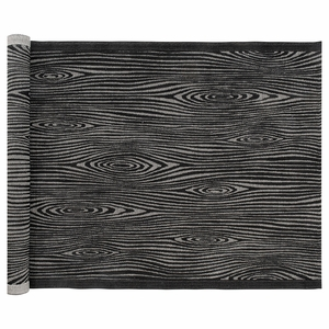 Lapuan Kankurit Viilu Black Long Sauna Bench Cover