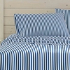 Marimekko Ajo White / Blue Twin XL Sheet Set