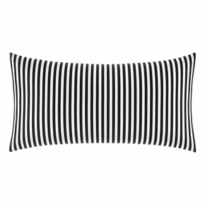 Marimekko Ajo White / Black Oversized Lounge Pillow