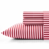 Marimekko Ajo White / Red Standard Pillowcases - Set of 2
