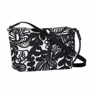 Marimekko Auringon Alla Grey / Black / White Heli Bag