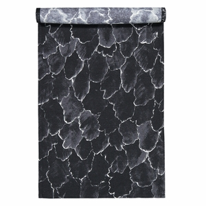 Marimekko Kapykangas Charcoal / White Table Runner