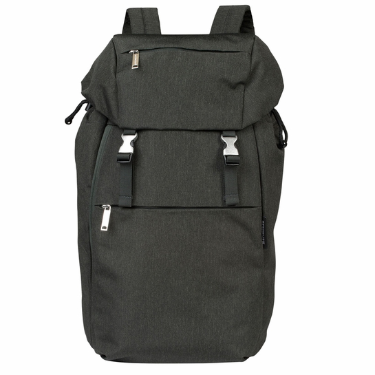 Marimekko Kortteli Charcoal Backpack