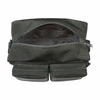 Marimekko Kortteli Charcoal Shoulder Bag