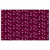 Marimekko Mini Unikko Red / Plum / Pink Fabric