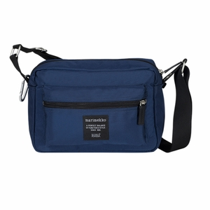 Marimekko My Things Night Blue Shoulder Bag