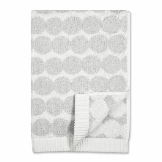 Marimekko Rasymatto Cream / Grey Bath Towel
