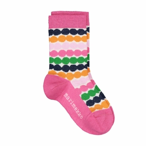 Marimekko Rasymatto Multicolor Children's Luku Socks