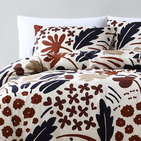 Marimekko Suvi Full / Queen Duvet Cover Set