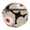 Marimekko Unikko Black / Beige / Orange Liia Shoulder Bag