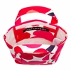 Marimekko Unikko White / Red Seidi Bag