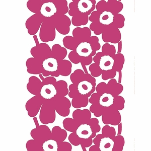 Marimekko Unikko Responsible Color Fabric