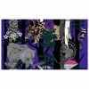 Marimekko Veljekset Violet Large Throw Pillow