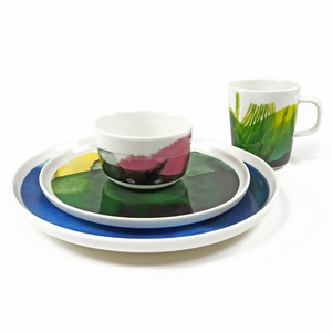 Marimekko Weather Diary 8pc Dinnerware Set