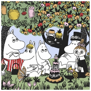 Moomin Birthday Lunch Napkins