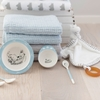 Moomin Blue Baby Feeding Set