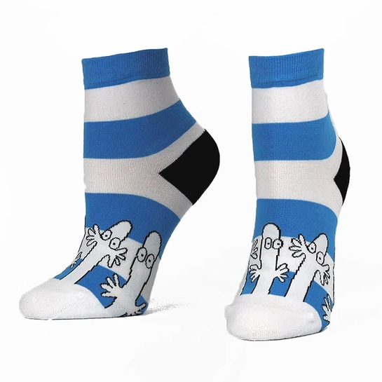Moomin Hattifatteners Children's Socks