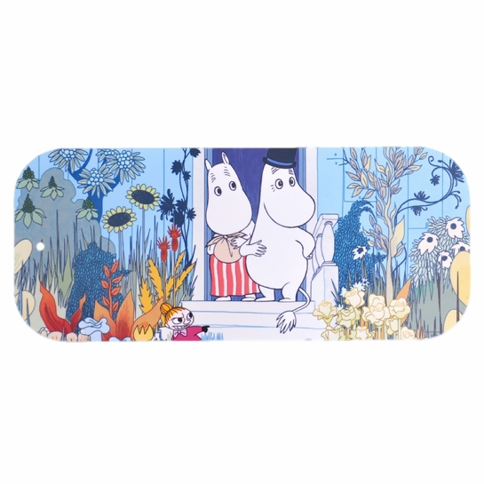 Moomin Riviera Doorstep Cutting Board