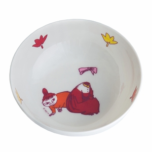 Moomin The Invisible Child Children's Bowl