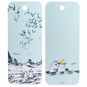 Muurla Moomin Lighthouse Chop & Serve Board