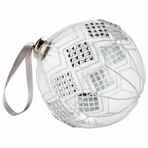Pentik Deko Large Glass Bauble Ornament