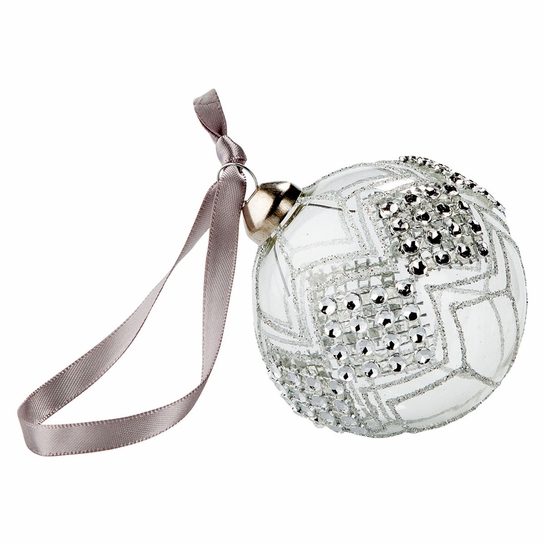 Pentik Deko Small Glass Bauble Ornament