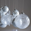 Pentik Glass Icicle Ornament Set