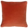 Pentik Haapa Orange Velvet Throw Pillow