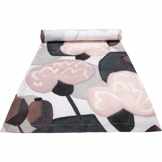 Pentik Helene Grey / Mauve Table Runner