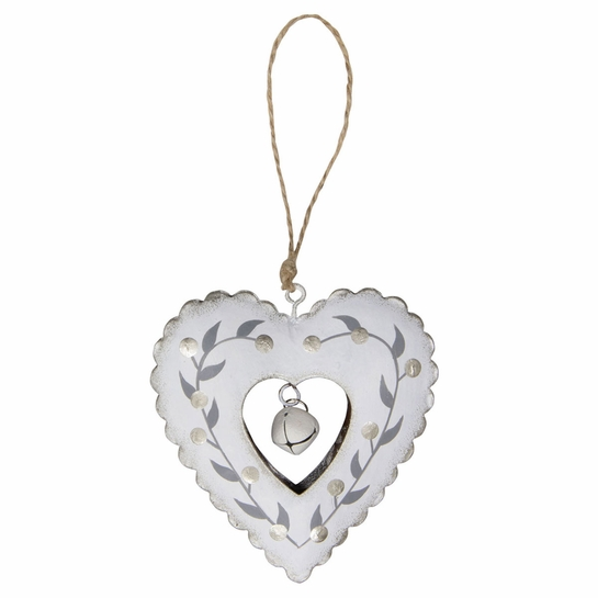 Pentik Kanelisydan White Small Ornament