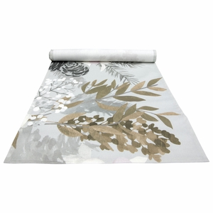 Pentik Karelia Grey Acrylic-coated Table Runner