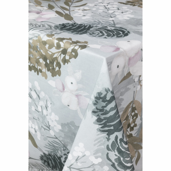 Pentik Karelia Grey Tablecloth