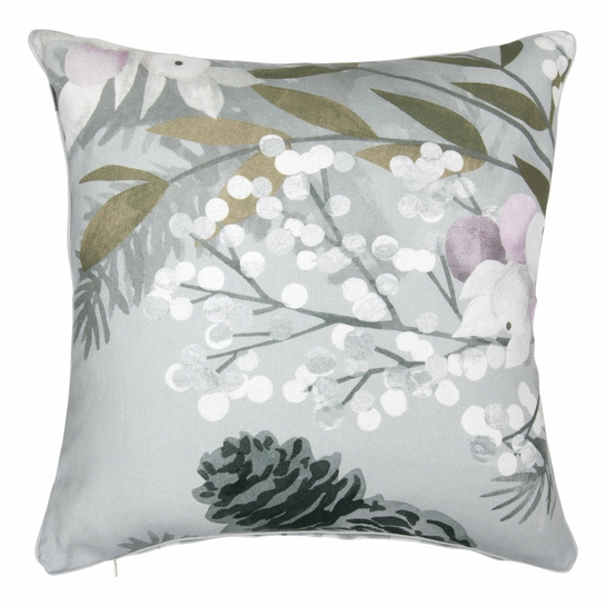 Pentik Karelia Grey Throw Pillow