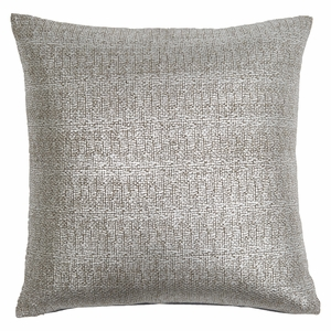 Pentik Kimallus Silver / Beige Throw Pillow