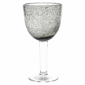 Pentik Linda Grey Wine Glass