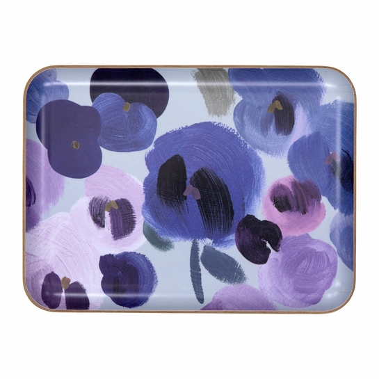 Pentik Orvokki Blue / Multi Serving Tray