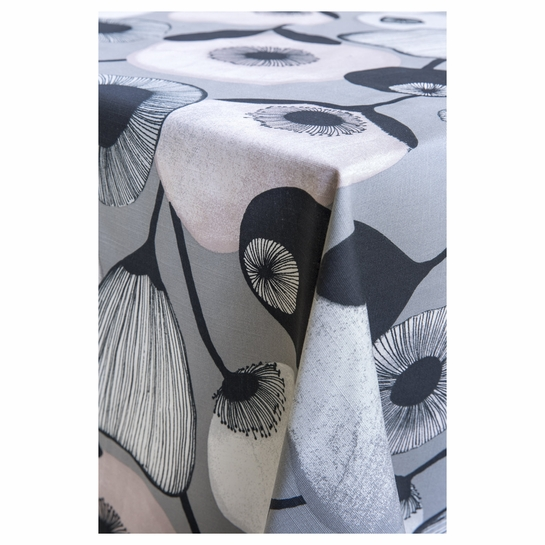 Pentik Pastelli Grey Tablecloth