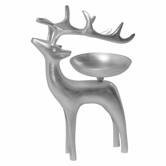 Pentik Petra Large Reindeer Candle Holder