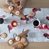 Pentik Punatulkku (Bullfinch) Coated Table Runner