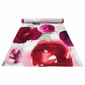 Pentik Ruusu Red Table Runner