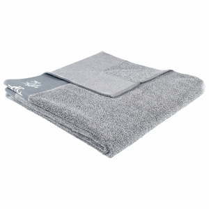 Pentik Saaga Light Grey Bath Towel