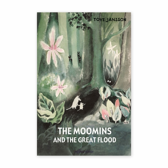 The Moomins and the Great Flood Hardcover Book
