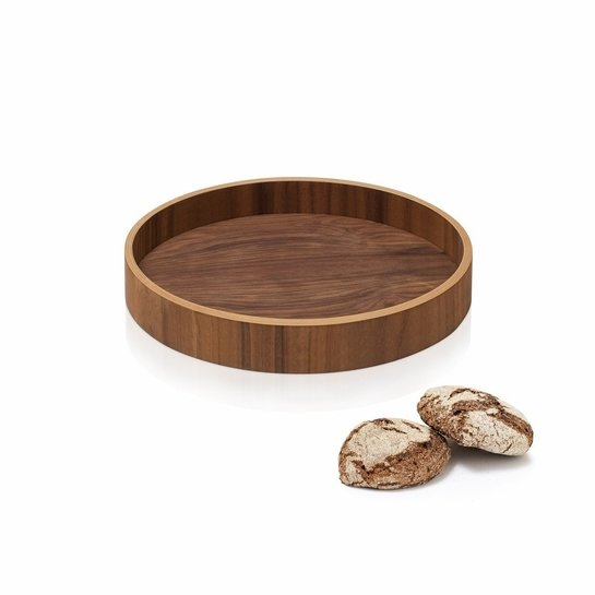 Tonfisk Reuna Walnut Serving Tray - Small