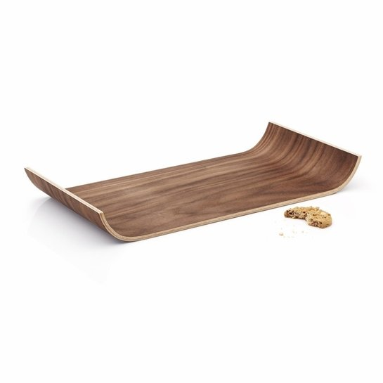 Tonfisk Warm Walnut Serving Tray